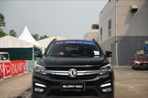 GIIAS 2019 Ajak Pengunjung Pahami Safety Driving