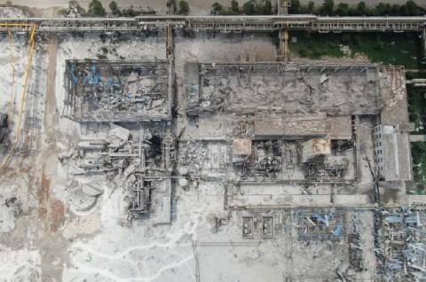 Korban Tewas Ledakan di Pabrik Gas Tiongkok Jadi 15 Orang
