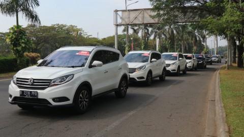Ajak Pengguna ke Dealer Jatiwaringin, Ini Cikal Bakal Komunitas DFSK