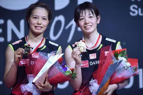 Yuki/Sayaka Pertahankan Gelar Indonesia Open