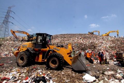 Sampah di Depok akan Dibuang ke TPS Nambo