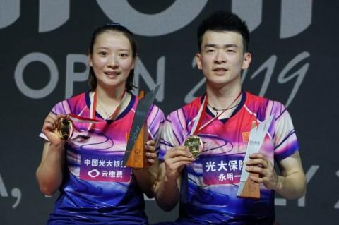 Menangkan Perang Saudara, Zheng/Huang Gondol Gelar Indonesia Open 2019