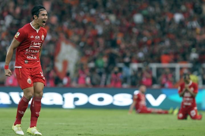 Leg Pertama Final Piala Indonesia, Persija Tekuk PSM 1-0