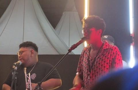 Ardhito Pramono Sempat Gugup Tampil di We The Fest 2019