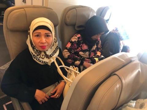 21 Tahun Hilang di Arab Saudi, Turini Tiba di Indonesia