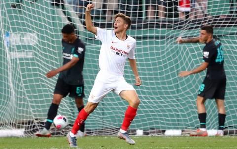 Sevilla Berikan Kekalahan Kedua untuk Liverpool di Laga Pramusim