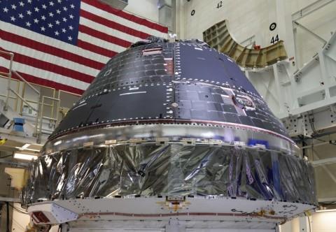 Kapsul Orion Siap, NASA Bakal Bawa Astronaut Lagi ke Bulan