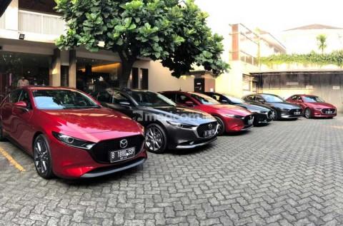 EMI Buka-bukaan soal Desain All New Mazda 3