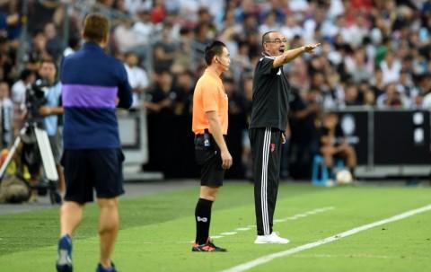 Sarri Belum Puas dengan Belanja Juventus