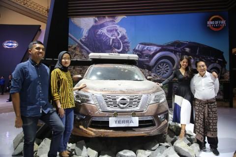 Modifikasi Ringan Nissan Terra untuk Jelajah Papua