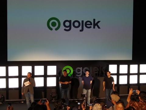GoJek Ganti Logo Demi Mendunia