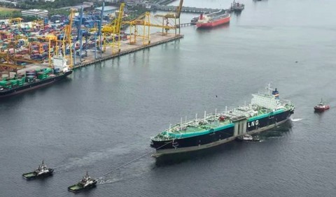 Kapal Kargo Korea Selatan Dibajak Dekat Selat Singapura