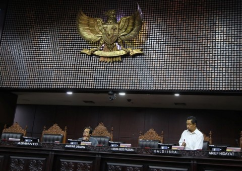 58 Perkara PHPU Legislatif Kandas di MK