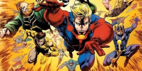 Siapa The Eternals dari Marvel?