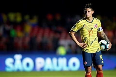 Ancelotti Pede Napoli Dapatkan James Rodriguez