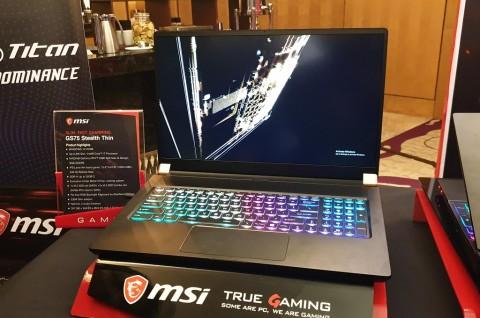 MSI Perkenalkan 3 Laptop Gaming Baru