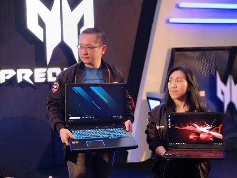 Acer Ikut Boyong 4 Laptop Gaming Intel Generasi ke-9