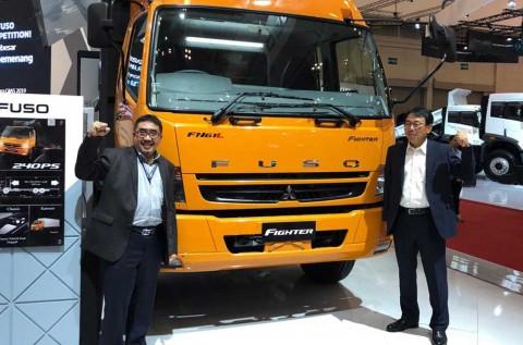 Fuso Siap Perbanyak Aplikasi untuk Segmen Medium Duty Truck