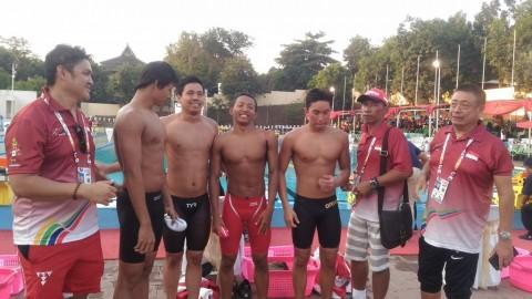 Indonesia Pimpin Perolehan Sementara Medali ASG 2019