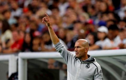 Bale Absen Hadapi Muenchen, Zidane: Dia Sendiri yang Minta!