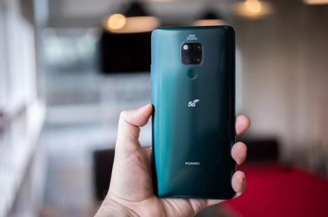 26 Juli, Huawei Pamer Mate 20 X 5G di Tiongkok