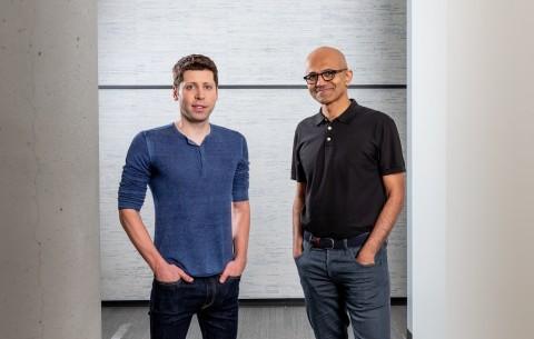 Microsoft Danai Proyek AI Elon Musk Rp13 Triliun