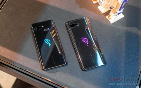 Ini Spesifikasi dan Tampilan ASUS ROG Phone 2