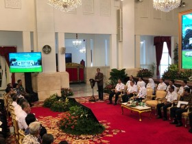 Jokowi Minta Semua Lebih Sensitif pada Bencana