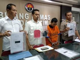 Pembina Pramuka di Surabaya Mencabuli Belasan Pelajar