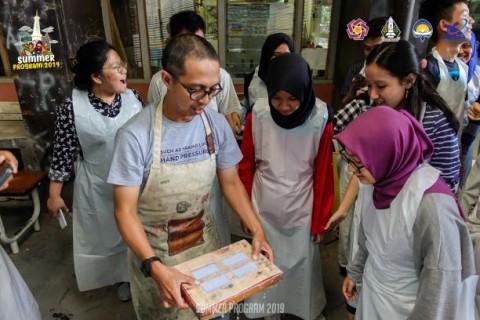 Mahasiswa Enam Negara Ikut 'Joint Summer' di Yogyakarta