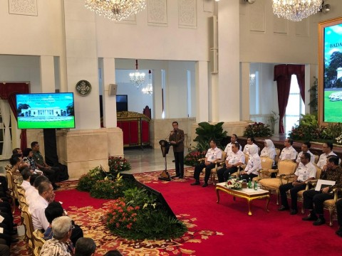 Jokowi Calls for Stronger Disaster Mitigation Cooperation