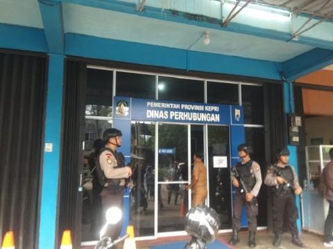 Humas Pemprov Kepri Bantah ada Penggeledahan KPK