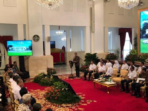 BMKG Pamer Sejumlah Inovasi kepada Presiden Jokowi