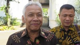 Agus Hermanto Tak Bahas Demokrat dengan Jokowi