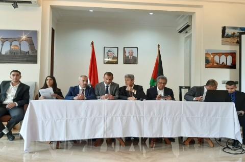 Kunjungi RI, Delegasi Palestina Dorong Kerja Sama Ekonomi