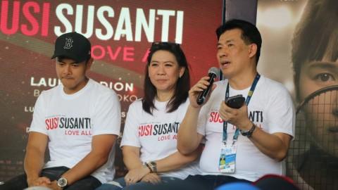Jadwal Tayang Film Susi Susanti: Love All Kembali Mundur