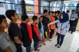 71 Narapidana Anak di Medan Dapat Remisi Hari Anak Nasional