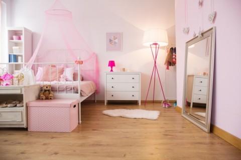 Ide Desain Kamar Anak Bertema Putri Kerajaan