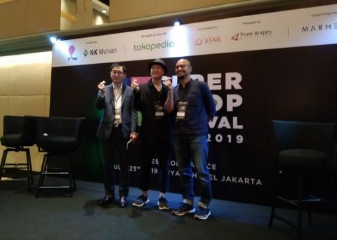 Kyu Hyun dan A-Pink Meriahkan Super K-Pop Festival