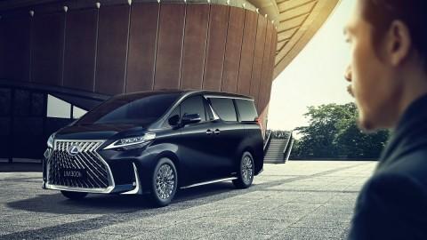 Lexus Janji Bawa LM ke Indonesia Awal 2020