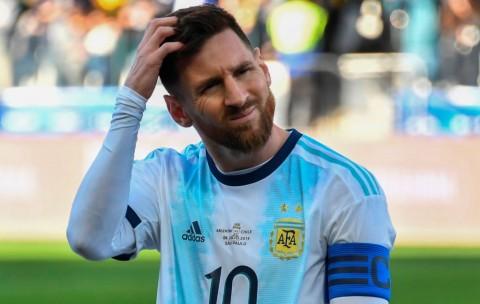 Buntut Ucapan Kontroversial, Messi Didenda CONMEBOL