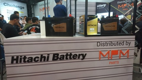 MPM Rambah Bisnis Aki Kendaraan Hitachi
