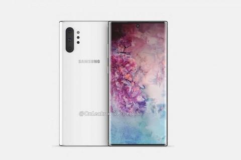 Samsung Galaxy Note 10 Pakai Snapdragon 855