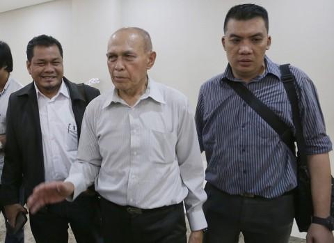 Polisi Kaji Jaminan Purnawirawan TNI untuk Kivlan Zen