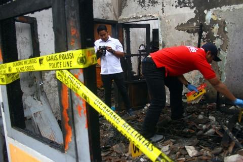 Kebakaran Rumah di Kota Batu Tewaskan Empat Anak