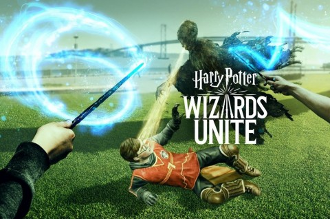 Harry Potter tak Bisa Saingi Pokemon Go