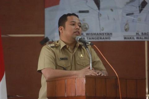 Wali Kota Tangerang Tunggu Rekomendasi Pemprov Banten