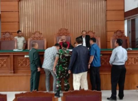 Hakim Pertanyakan Kartu Anggota Pengacara Kivlan Zen Kedaluwarsa
