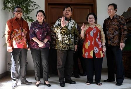 Megawati Ajak Prabowo Rujuk