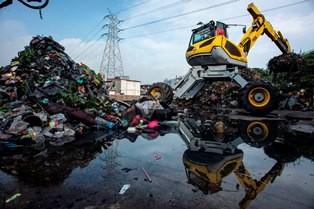 Pengolahan Sampah di ITF Sunter Diklaim Aman